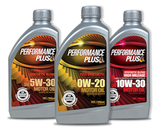 Performance Plus® Lubricants
